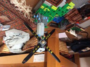 Seiji's Lego WIndmill